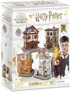 Puzzle 3D - Harry Potter:...