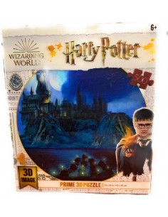 Puzzle 3D - Harry Potter:...