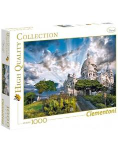 PUZZLE Montmartre 1000PZ