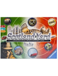 SCOTLAND YARD Italia