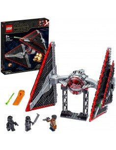 SITH TIE FIGHTER - LEGO 75272