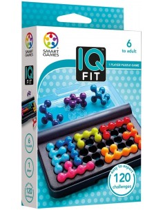 SMART GAMES- IQ FIT