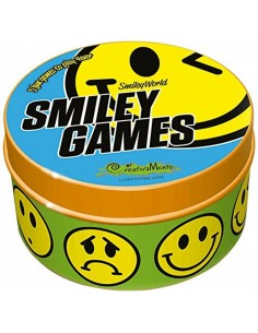 SMILEY GAMES - 5 FUN GAMES...