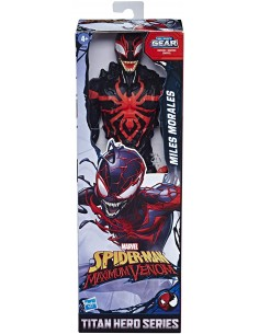 SPIDERMAN VENOM TITAN HERO...