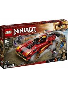 Super Bolide Ninja X-1 Lego...