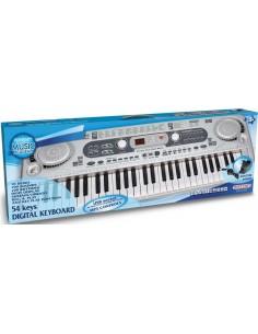 tastiera elettronica con 54...