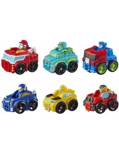 TRASFORMERS RESCUE BOTS...