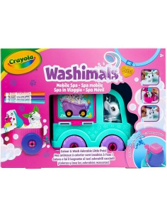Washimals - spa in viaggio