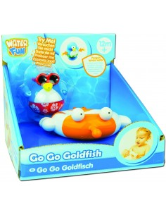 WATER FUN GO GO GOLDFISH