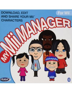 WII MII MANAGER