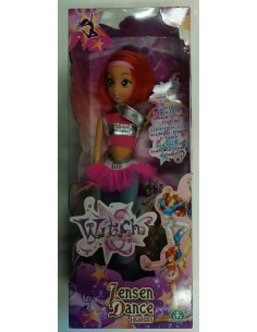 WITCH BAMBOLA CM.32 TRENDY...