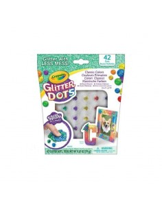Glitter Dots -   colori...