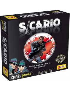 Crazy Games Sicario Pocket