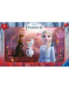 Puzzle incorniciati Frozen 2