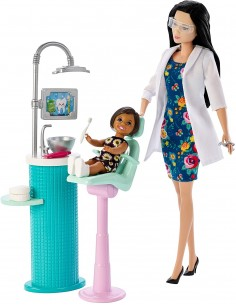 Barbie Carriere - Dentista
