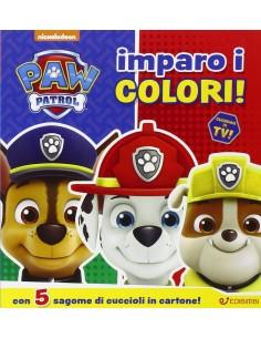 Paw Patrol 4 Mini Puzzle -...