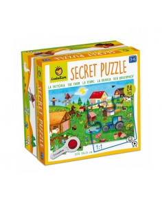 LUDATTICA SECRET PUZZLE La...