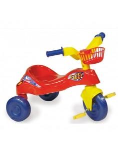 Biemme - Triciclo Flash Rosso