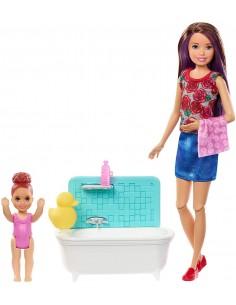 Barbie Babysitter Playset...