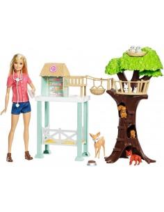 Barbie Soccorso Animali...