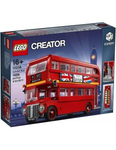 LONDON BUS - LEGO 10258
