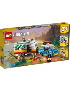 VACANZE IN ROULOTTE - LEGO...