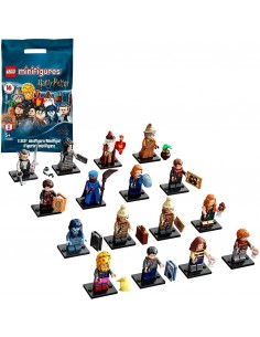 Lego Minifigure Harry Potter