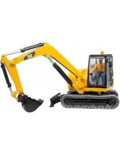 Bruder - Cat Mini scavatore...