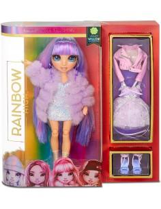 Rainbow High Fashion-Violet...