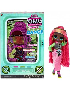 LOL Surprise OMG Dance Doll...