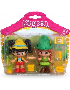 PINYPON NEW TALES PACK