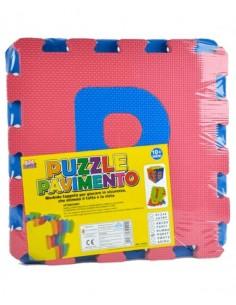 Tappetino Puzzle 5 pz Lettere