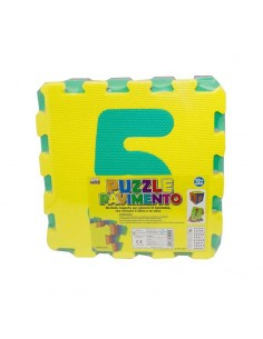 Tappetino Puzzle 5 pz Numeri
