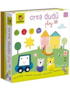 LUDATTICA CREA DUDU' - Play 3D