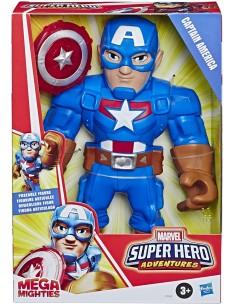 Super Hero Mega Mighteies...