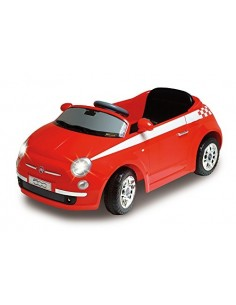 BABY CAR FIAT 500 RC DELUXE...