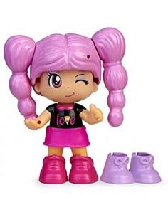 Pinypon Change My Shoes fucsia