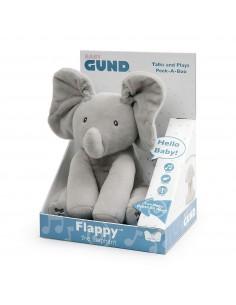 GUND - Flippy elefantino...