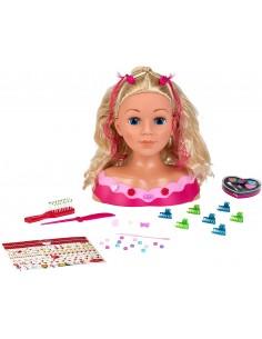 Princess Coralie, Testa per...
