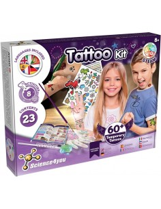 Science4You - Tattoo Factory
