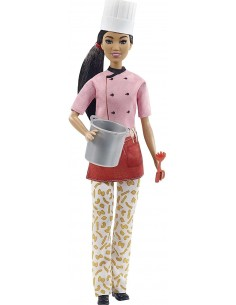 Barbie I Can Be Anythig...
