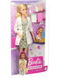 Barbie I Can Be Deluxe...