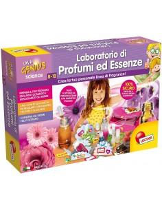 im  a genius laboratorio di...