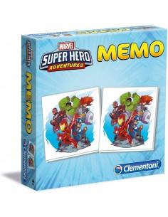 MEMO GAMES SUPER HERO...