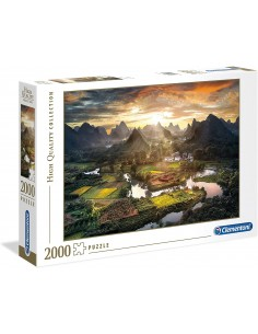 VIEW OF CHINA, 2000 PZ