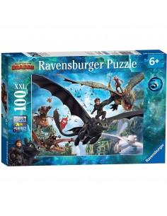 Dragons A PUZZLE 100 pz XXL