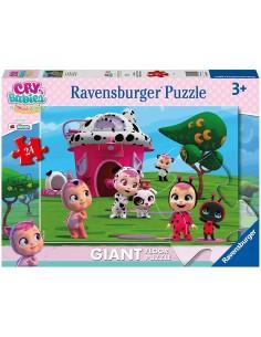 Puzzle 60pz Giant - Cry Babies