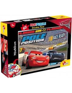 PUZZLE DF SUPERMAXI 60 CARS...