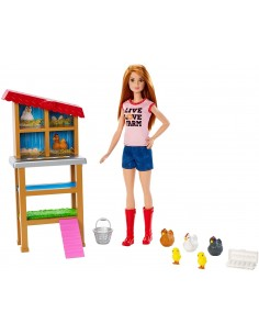 Barbie Carriere Playset -...