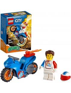 Lego City - Stunt Bike razzo